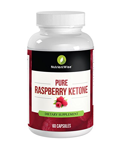 nutrientwise pure raspberry ketones ultra diet slimming pills weight loss supplement. Black Bedroom Furniture Sets. Home Design Ideas