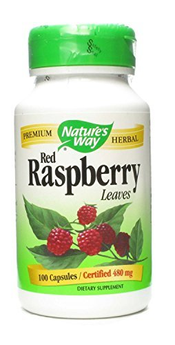 Raspberry leaf supplement